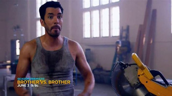 Viggle TV Spot, 'HGTV Brother vs. Brother Promo' - 30 commercial airings