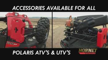 Hornet Outdoors TV Spot, 'Polaris ATV's and UTV's' - Thumbnail 1