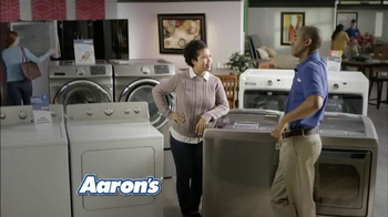 Aaron's TV Spot, 'The Answer is Yes' - Thumbnail 6