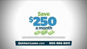 Quicken Loans TV Spot, 'What Would an Extra $250 Mean to You?' - Thumbnail 4