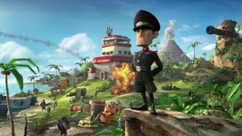 Boom Beach TV Spot, 'War Time Epaulets' - Thumbnail 2