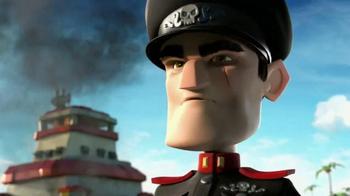 Boom Beach TV Spot, 'War Time Epaulets' - Thumbnail 4