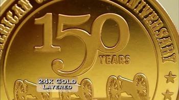 The United States Commemorative Gallery TV Spot, 'Civil War Medallion' - Thumbnail 3