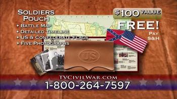 The United States Commemorative Gallery TV Spot, 'Civil War Medallion' - Thumbnail 8