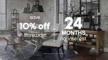 Ashley Furniture Homestore TV Spot, 'Craft Your Style' - Thumbnail 4