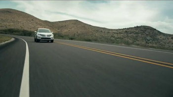 2015 Lincoln MKC TV Spot, 'I Just Liked It' Featuring Matthew McConaughey - Thumbnail 1
