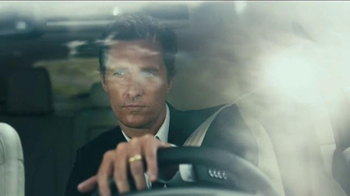 2015 Lincoln MKC TV Spot, 'I Just Liked It' Featuring Matthew McConaughey - Thumbnail 3