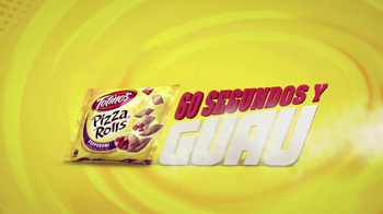 Totino's Pepperoni Pizza Rolls TV Spot, 'Más calor este verano' [Spanish] - Thumbnail 6