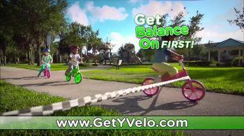 YVelo TV Spot, 'Balance First'