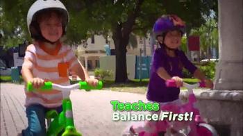 YVelo TV Spot, 'Balance First' - Thumbnail 4
