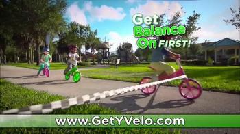 YVelo TV Spot, 'Balance First' - Thumbnail 8