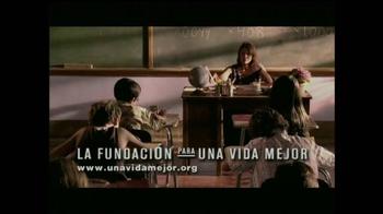 La Fundación para una Vida Mejor TV Spot, 'Honestidad' [Spanish] - Thumbnail 9
