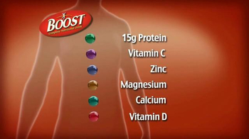 Boost High Protein TV Spot, 'Maintain Muscle' - Thumbnail 5