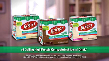 Boost High Protein TV Spot, 'Maintain Muscle' - Thumbnail 8