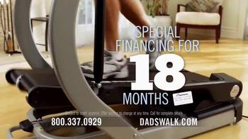Bowflex Treadclimber TV Spot, 'Dads walk' - Thumbnail 10