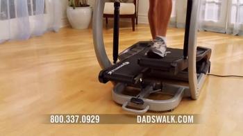 Bowflex Treadclimber TV Spot, 'Dads walk' - Thumbnail 3