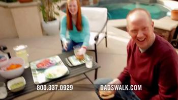 Bowflex Treadclimber TV Spot, 'Dads walk' - Thumbnail 7