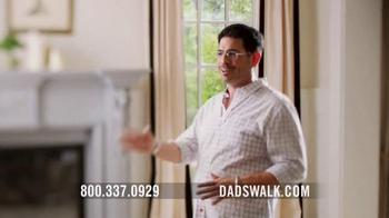 Bowflex Treadclimber TV Spot, 'Dads walk' - Thumbnail 8