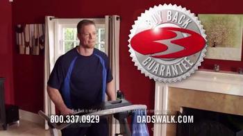 Bowflex Treadclimber TV Spot, 'Dads walk' - Thumbnail 9