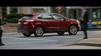 2015 Ford Edge TV Spot, 'Odds' Song by Rachel Platten - Thumbnail 3