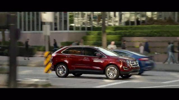 2015 Ford Edge TV Spot, 'Odds' Song by Rachel Platten - Thumbnail 5