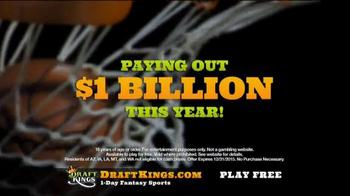 DraftKings Fantasy Basketball TV Spot, 'Millionaire Maker' - Thumbnail 6