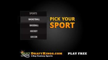 DraftKings Fantasy Basketball TV Spot, 'Millionaire Maker' - Thumbnail 7