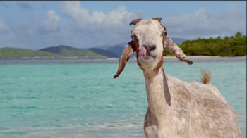 DIRECTV TV Spot, 'Hannah Davis and Her Goat' - Thumbnail 6