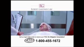 Robert Gardner Law TV Spot, 'Benicar' - Thumbnail 6