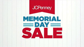 JCPenney Memorial Day Sale TV Spot, 'Going on Now' - Thumbnail 1