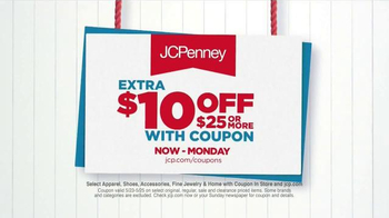 JCPenney Memorial Day Sale TV Spot, 'Going on Now' - Thumbnail 2