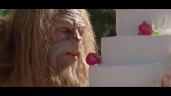 Jack Link's Beef Jerky TV Spot, 'Messin' With Sasquatch: Wedding'