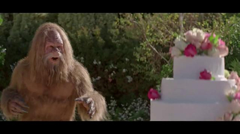 Jack Link's Beef Jerky TV Spot, 'Messin' With Sasquatch: Wedding' - Thumbnail 5
