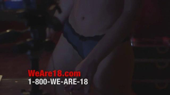 We Are 18 TV Spot, 'Casey Calvert' - Thumbnail 8