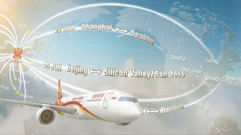 Hainan Airlines TV Spot, 'World Travels' - Thumbnail 9