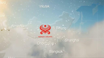 Hainan Airlines TV Spot, 'World Travels' - Thumbnail 8