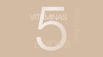Aveeno Daily Moisturizing Lotion TV Spot, 'Nutrientes' [Spanish] - Thumbnail 6