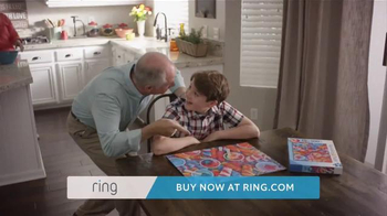 Ring Video Doorbell TV Spot, 'Father's Day Gift' - Thumbnail 2