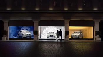 Lexus L/Certified TV Spot, 'Window Shopping' - 1020 commercial airings