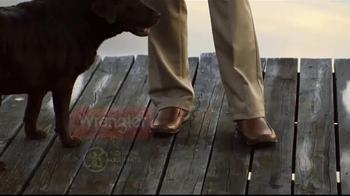 Wrangler No Iron Khaki TV Spot, 'Look Like a Million' Featuring Brett Favre - Thumbnail 1