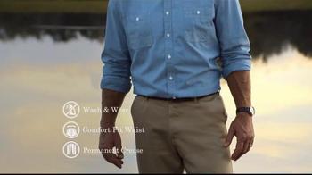 Wrangler No Iron Khaki TV Spot, 'Look Like a Million' Featuring Brett Favre - Thumbnail 6