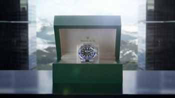 Rolex TV Spot, 'The Rolex Way: Tested to Extremes' - Thumbnail 9