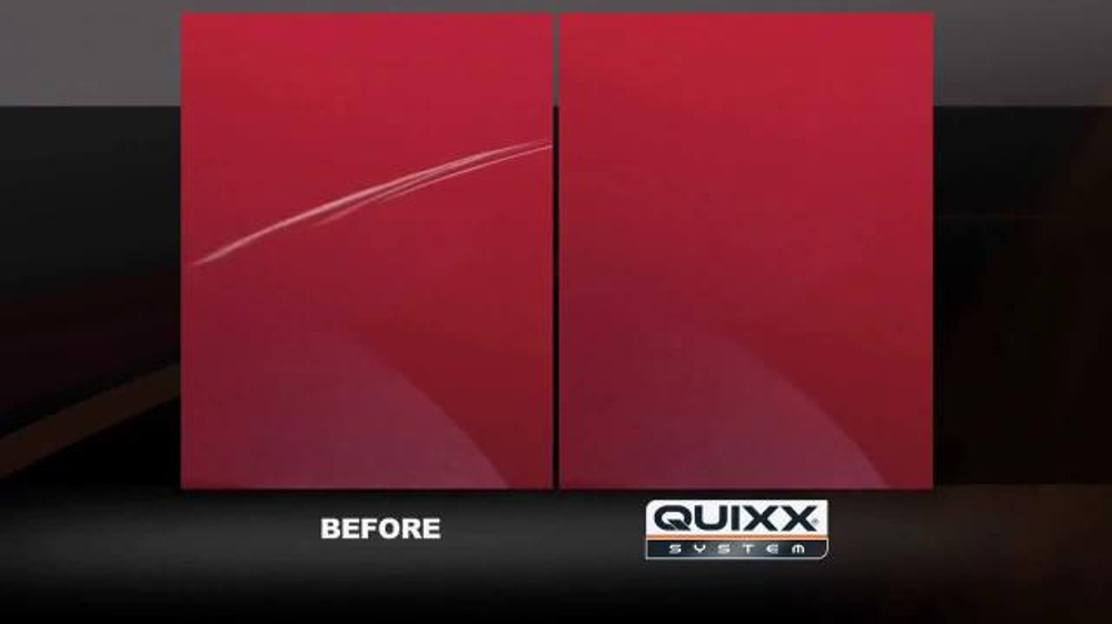 Quixx Scratch Remover Kit Tv Commercial Scratches