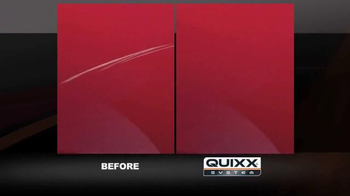 Quixx Scratch Remover Kit TV Spot, 'Scratches' - Thumbnail 3