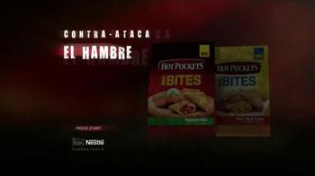 Hot Pockets TV Spot, 'Que el Hambre no Acabe tu Juego' [Spanish] - Thumbnail 8