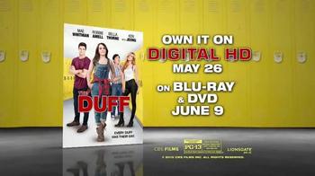 The Duff Blu-ray and DVD TV Spot - Thumbnail 9