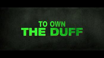 The Duff Blu-ray and DVD TV Spot - Thumbnail 6