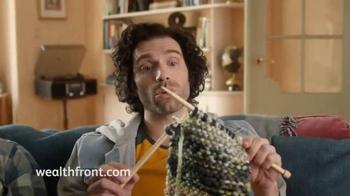 Wealthfront TV Spot, 'Knitting' - Thumbnail 1