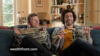 Wealthfront TV Spot, 'Knitting' - Thumbnail 6