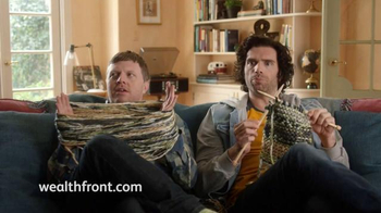 Wealthfront TV Spot, 'Knitting' - Thumbnail 3